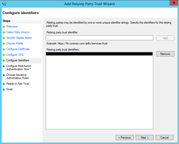 Setting up SSO with Active Directory ADFS – Leapsome